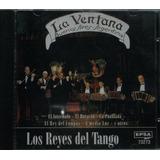 ventania-ventania Los Reyes Del Tango Cd La Ventana Buenos Aires Argentina
