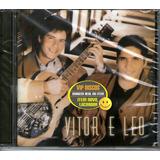 victor e léo-victor e leo Cd Victor Leo Vitor E Leo 1 Album Original Lacrado Raro