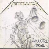 victoria justice-victoria justice Cd Metallica And Justice For All Lacrado