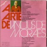 vinicius de moraes-vinicius de moraes Cd Vinicius De Moraes A Arte De Novo