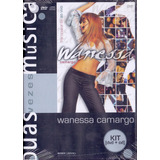 wanessa camargo-wanessa camargo Dvd Cd Wanessa Camargo Transparente Ao Vivo