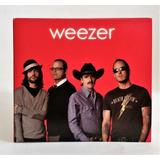 weezer-weezer Tk0m Cd Weezer 2008 Red Album Deluxe Edition Importado