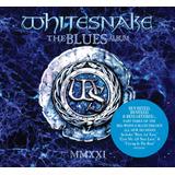 whitesnake-whitesnake Cd Whitesnake The Blues Album 2020 Remix