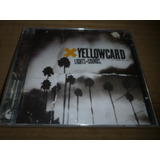 yellowcard-yellowcard Cd Yellowcard Lights Sounds 2005 Br Lacrado