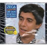 zeca pagodinho-zeca pagodinho Cd Zeca Pagodinho Um Dos Poetas Do Samba Original Lacrado