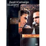 zezo-zezo Dvd Zeze Di Camargo Luciano Ao Vivo